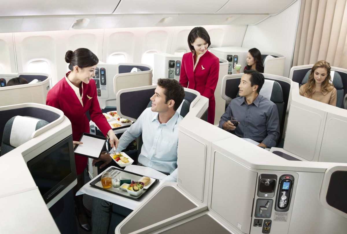 Cathay Pacific Business Class. SkyLuxTravel Blog. SkyLux - Discounted Business and First Class Flights
