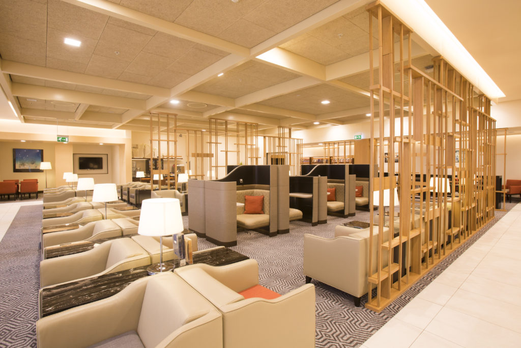 Singapore Airlines SilverKris Lounge in Heathrow. SkyLuxTravel Blog. SkyLux - Discounted Business and First Class Flights