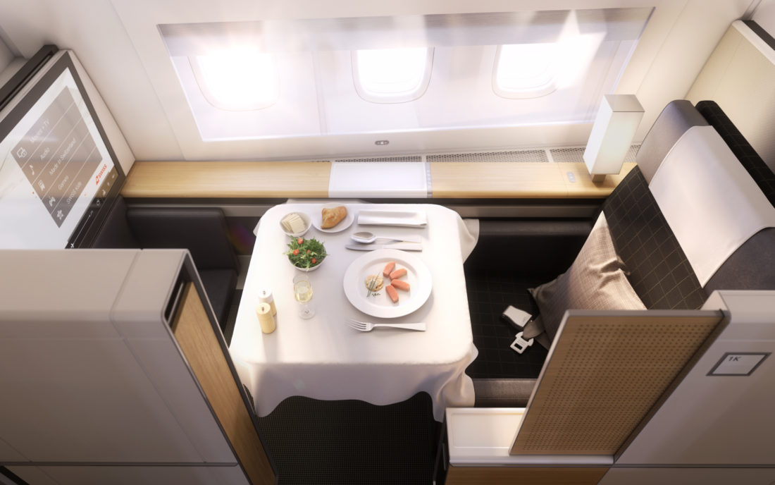 Swiss Airlines First Class. SkyLuxTravel Blog. SkyLux - Discounted Business and First Class Flights