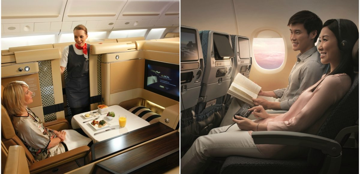 Difference Between First Class And Business Class Skylux Travel Blog