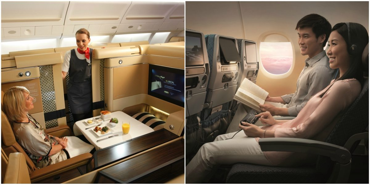 Busines Class vs First Class. SkyLuxTravel Blog. SkyLux - Discounted Business and First Class Flights