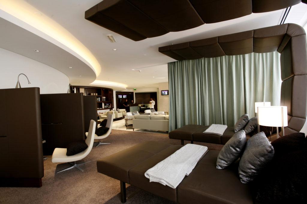 Etihad Abu Dhabi First Class Lounge. SkyLuxTravel Blog. SkyLux - Discounted Business and First Class Flights
