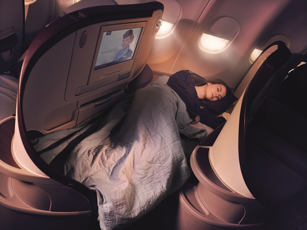 Air Serbia Business Class Flat Bed. SkyLuxTravel Blog. SkyLux - Discounted Business and First Class Flights