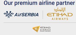 Air Serbia Business Class