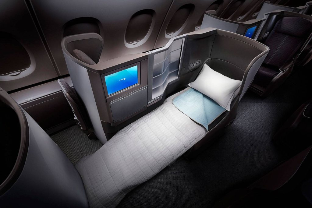 British Airways Business Class seat. SkyLuxTravel Blog. SkyLux - Discounted Business and First Class Flights