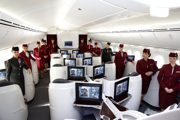Qatar Airways. SkyLuxTravel Blog. SkyLux - Discounted Business and First Class Flights