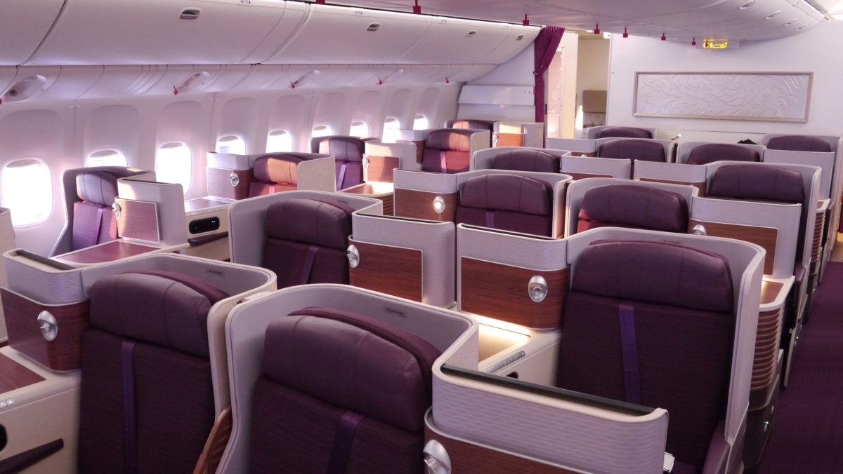 Thai Airways Royal Silk. SkyLuxTravel Blog. SkyLux - Discounted Business and First Class Flights