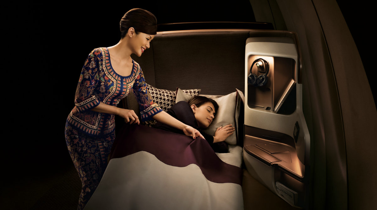 Singapore Airlines. SkyLuxTravel Blog. SkyLux - Discounted Business and First Class Flights