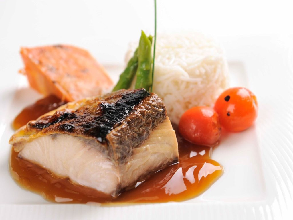 Qatar Airways - Yellowtail Teriyaki. SkyLuxTravel Blog. SkyLux - Discounted Business and First Class Flights
