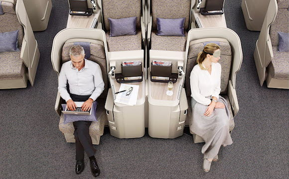 Best Business Class Seats for Couples - Asiana SkyLuxTravel Blog. SkyLux - Discounted Business and First Class Flights