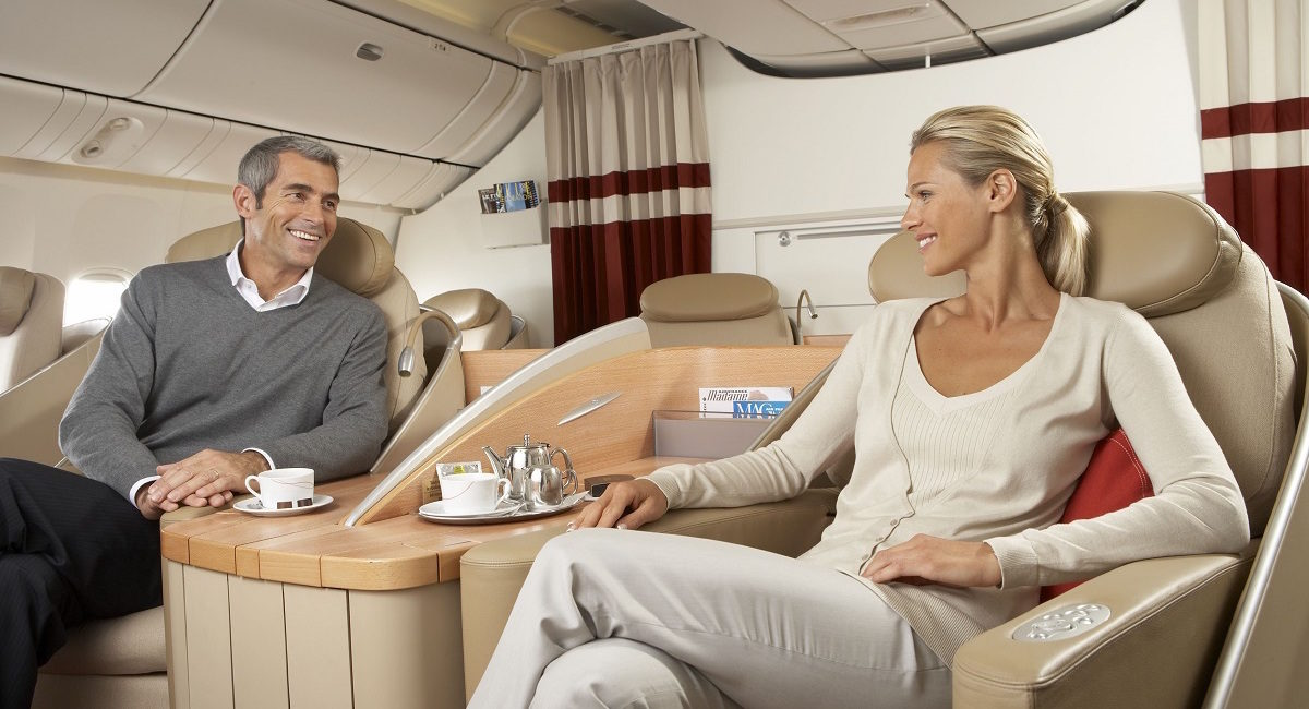 Best Business Class Seats for Couples. SkyLuxTravel Blog. SkyLux - Discounted Business and First Class Flights