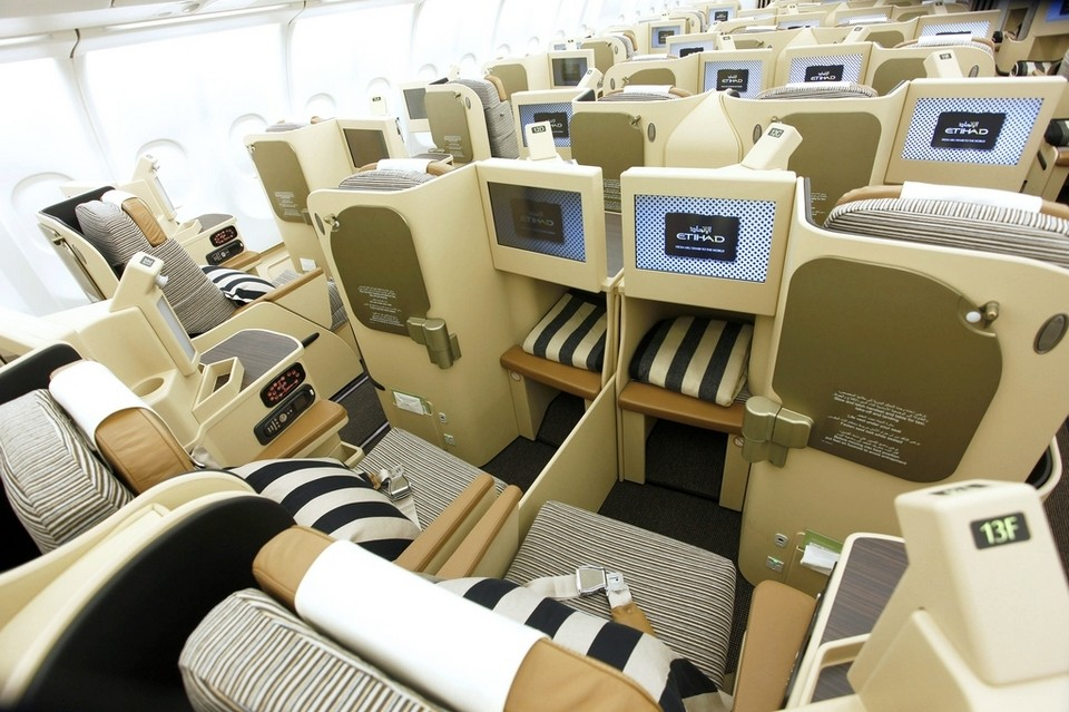 Best Business Class Seats For Couples