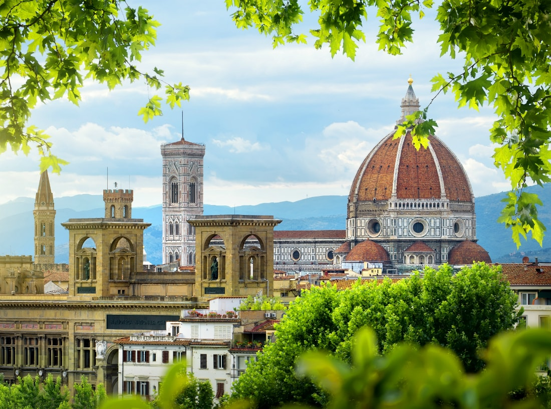 Spring in Florence. SkyLuxTravel Blog. SkyLux - Discounted Business and First Class Flights