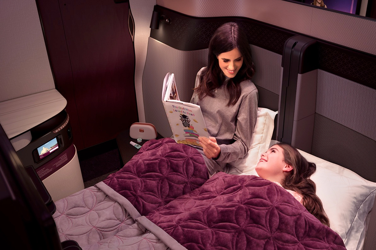 Qatar Airways New Business Class Suite. SkyLuxTravel Blog. SkyLux - Discounted Business and First Class Flights