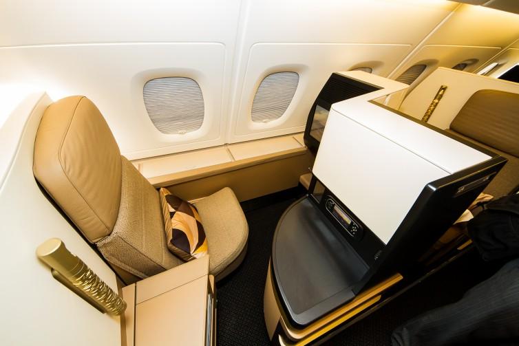 15 Best Business Class Cabins: Etihad. SkyLuxTravel Blog. SkyLux - Discounted Business and First Class Flights