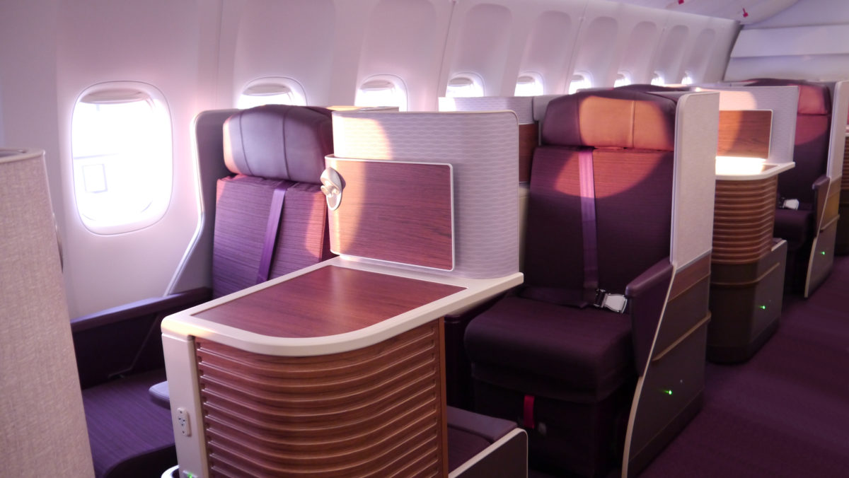 15 Best Business Class Cabins: Thai Airways. SkyLuxTravel Blog. SkyLux - Discounted Business and First Class Flights