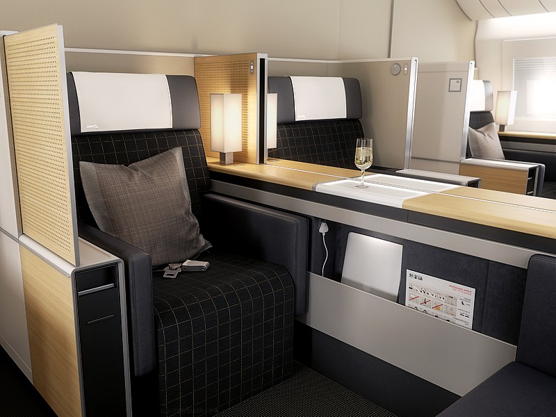 15 Best Business Class Cabins Skyluxtravel Blog