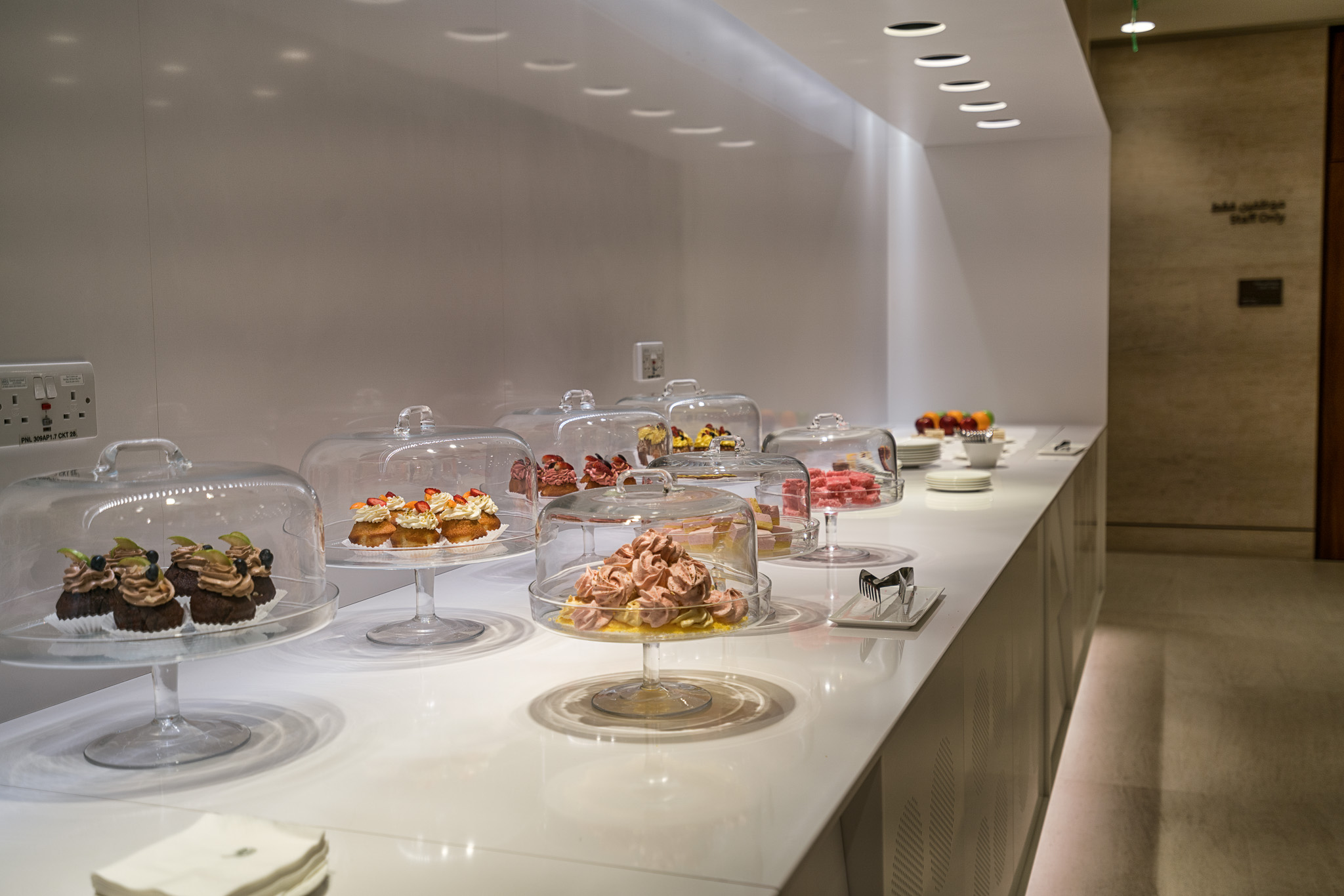 Qatar Airways Al Safwa First Class Lounge in Detail - sweet room. SkyLux - Discounted Business and First Class Flights