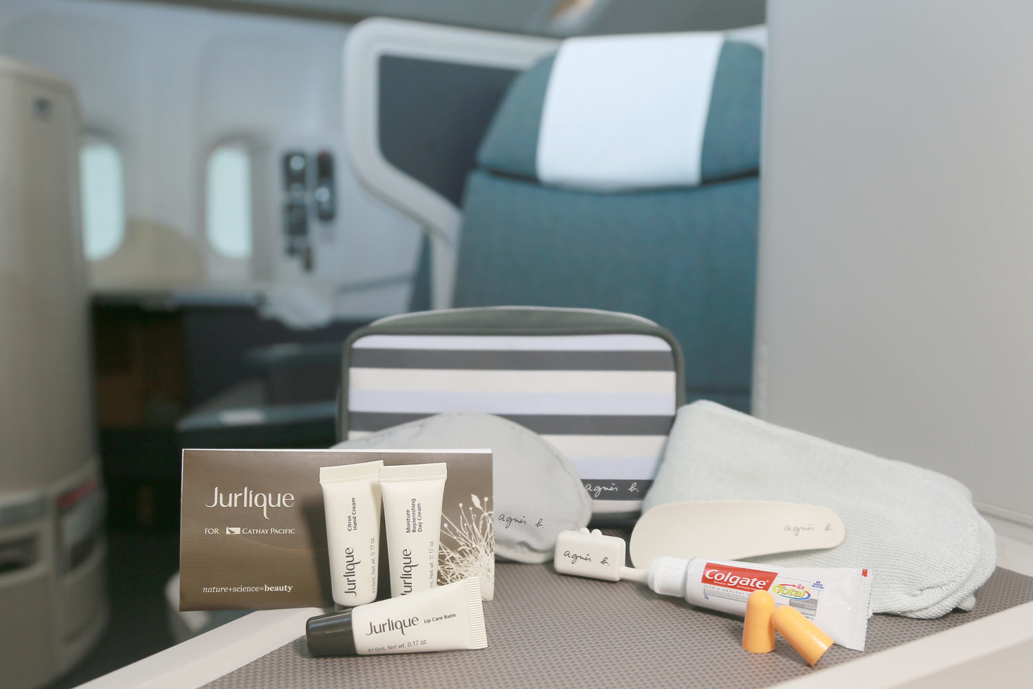 What's Inside a Business Class Amenity Kit. SkyLux - Discounted Business and First Class Flights