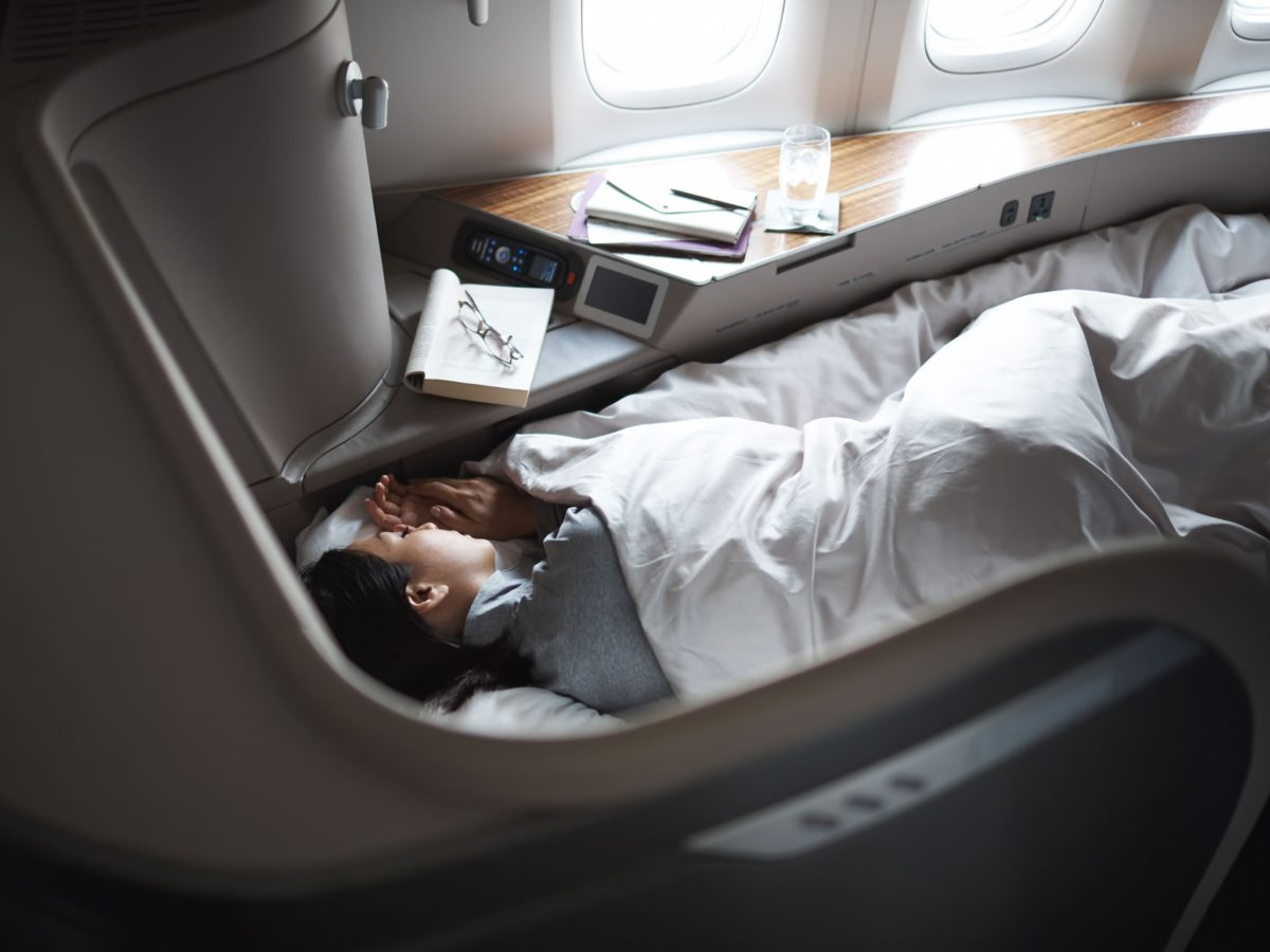 Which Airlines Provide Pajamas in Business Class? SkyLux - Discounted Business and First Class Flights.