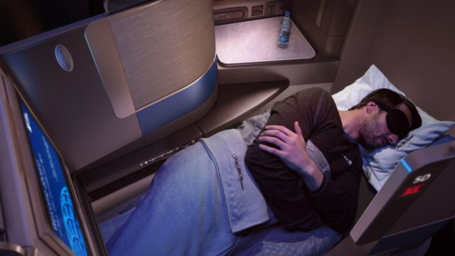 Which Airlines Provide Pajamas in Business Class? United Airlines Pajamas. SkyLux - Discounted Business and First Class Flights.
