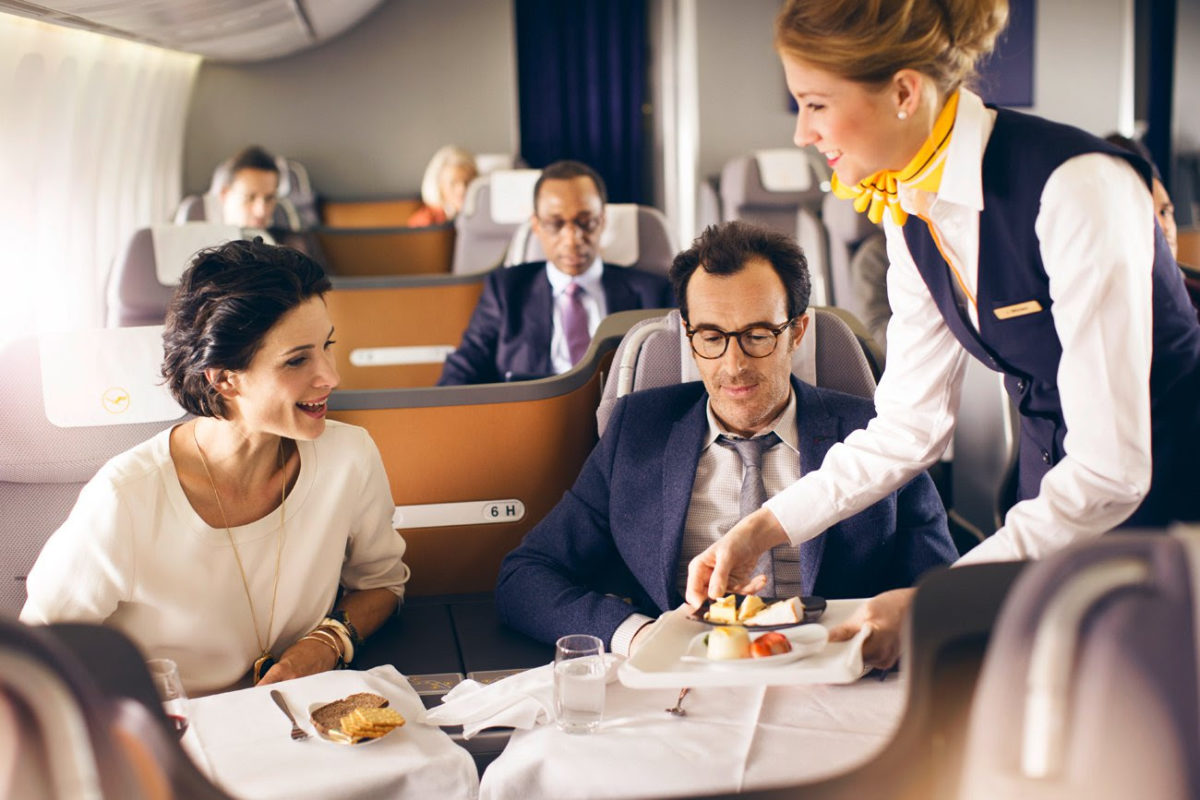 Lufthansa is Certified as a 5-Star Airline. SkyLux - Discounted Business and First Class Flights.
