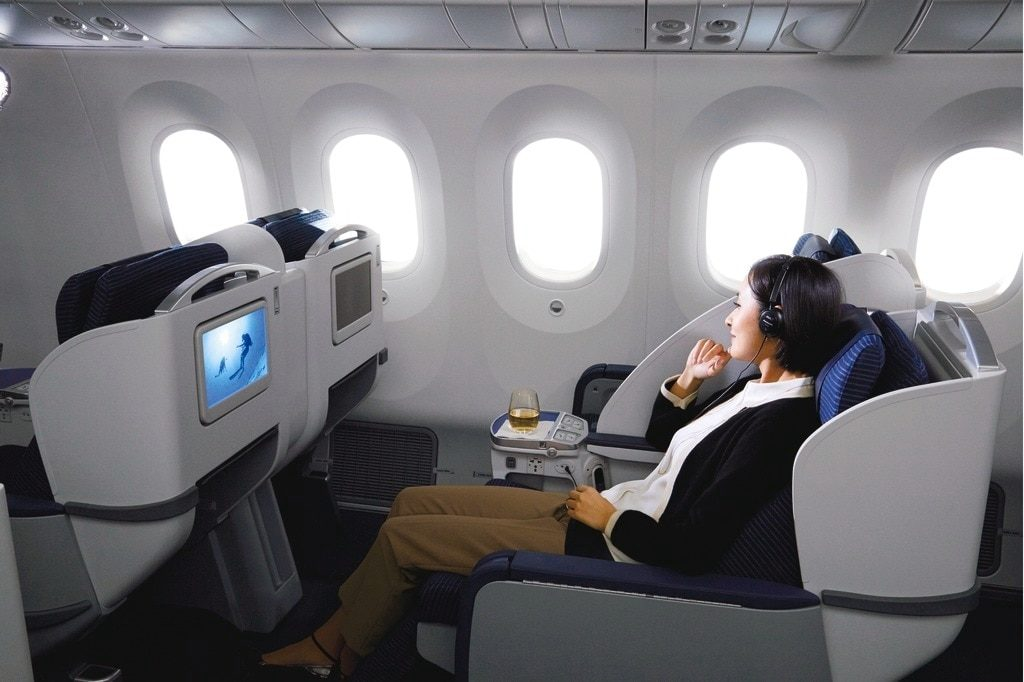 5 Best Business Class Cabins.