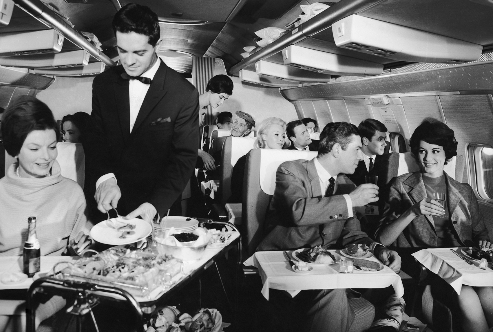 The Evolution of Business Class Seats