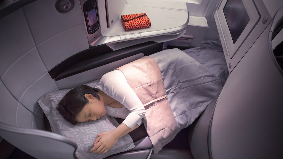 How-to-Get-a-Good-Nights-Sleep-in-Business-Class