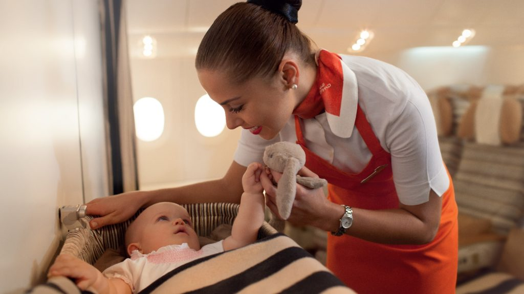 Business class Travel Tips: Flying with Kids.