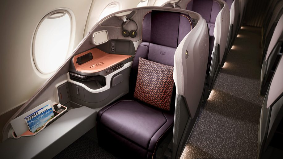 Business Class Seat Types Part 2.