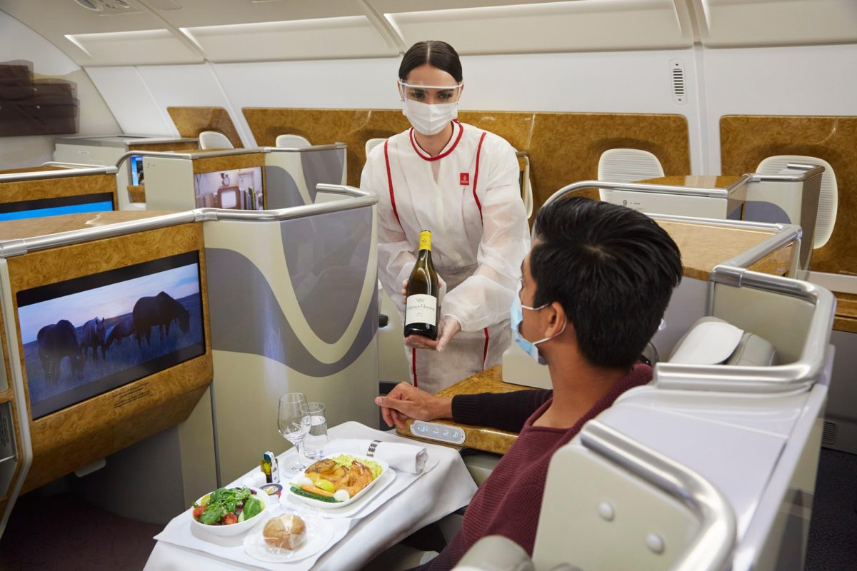 The Ultimate Guide to business class with Emirates