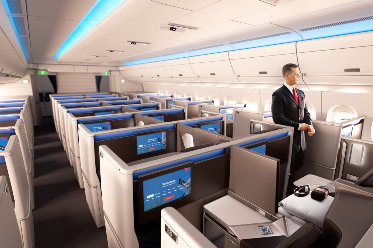 planes with beds, flights with bed seats, Delta business class, lay down seats